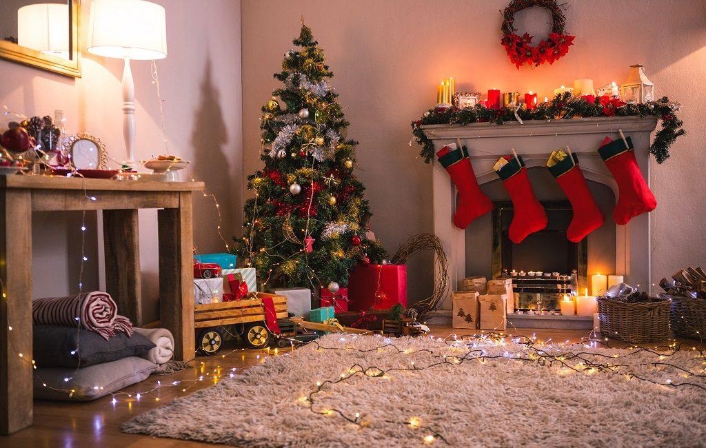 decoración navideña de tu casa