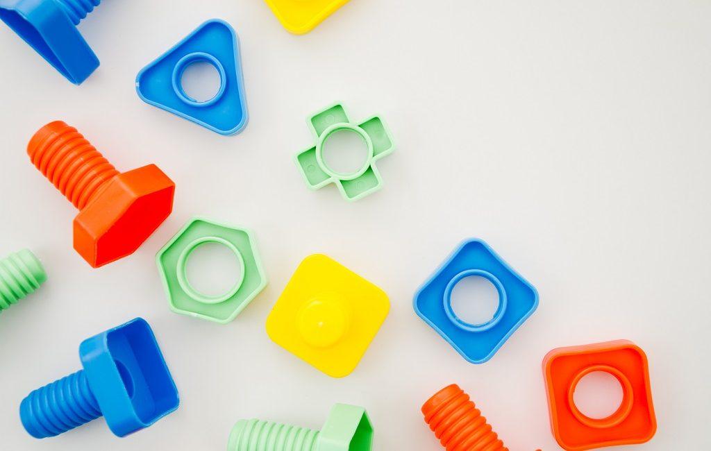 guardar los juguetes usados de tus hijos